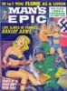Man's Epic August 1964 thumbnail