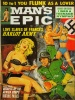 Man's Epic, August 1964 thumbnail