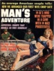 Man's Adventures January 1966 thumbnail