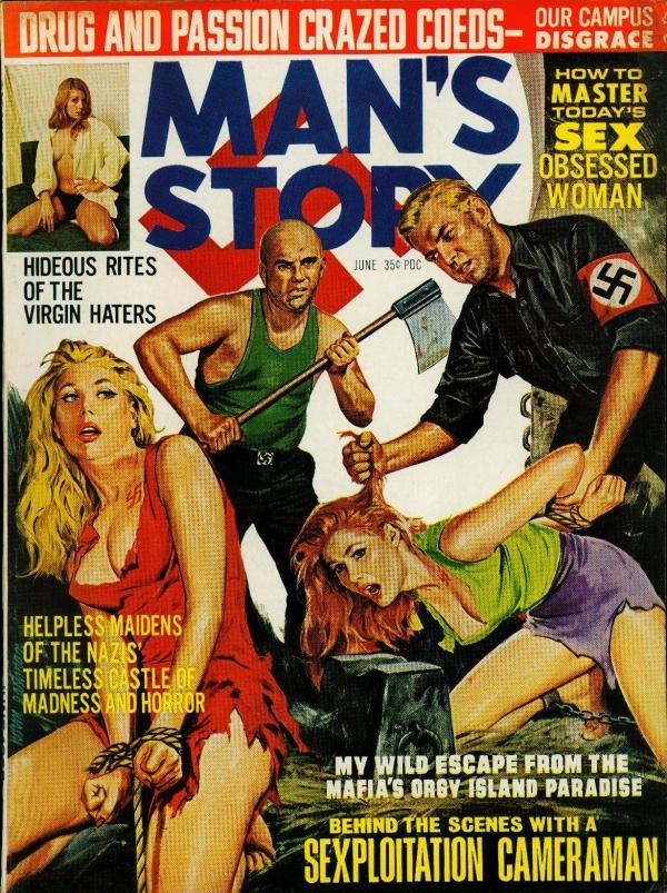 Man's Story June 1967