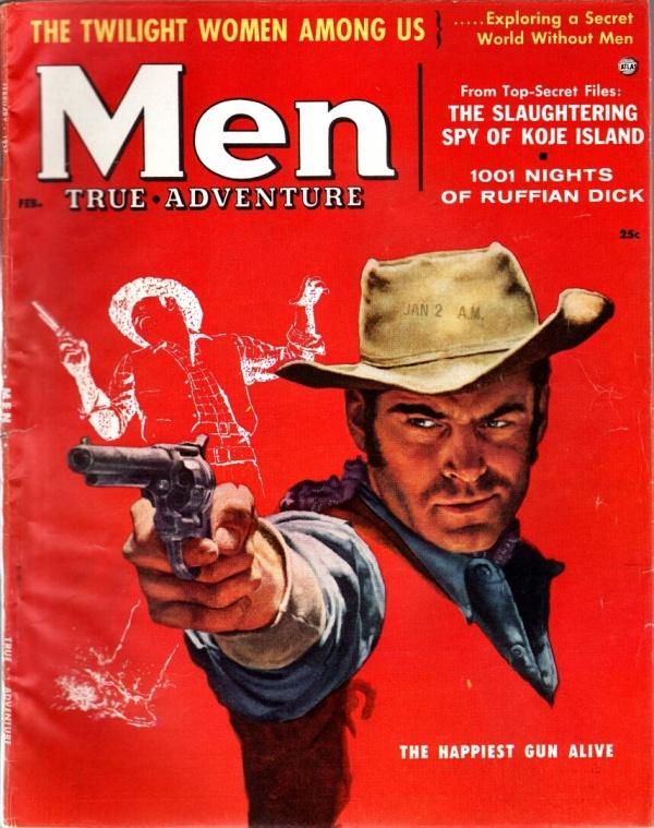 Men February 1957
