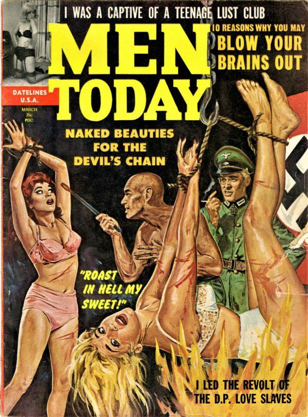 Men Today Magazine March 1962