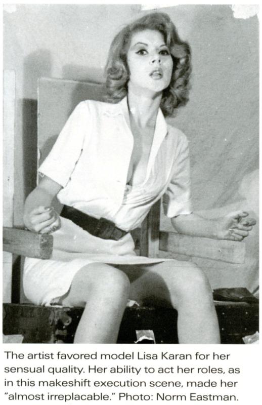 Model Lisa Karan 1-8x6