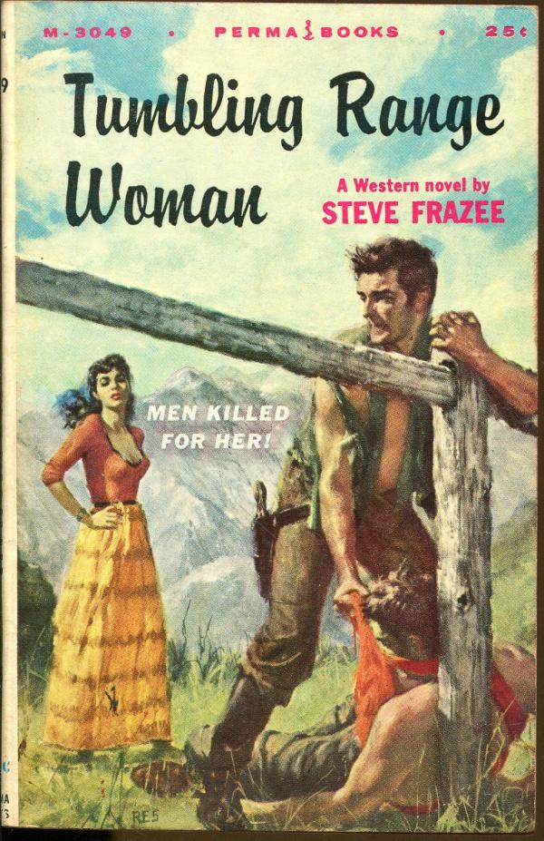 Perma Books # M-3049. 1956