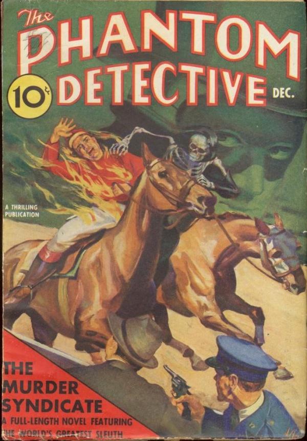 Phantom Detective December 1938