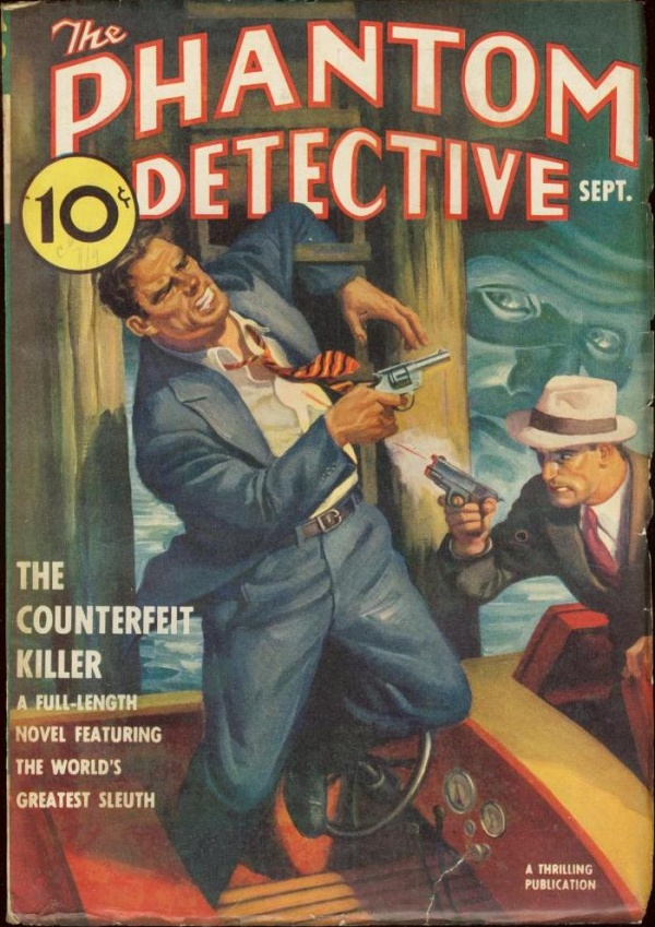Phantom Detective September 1938