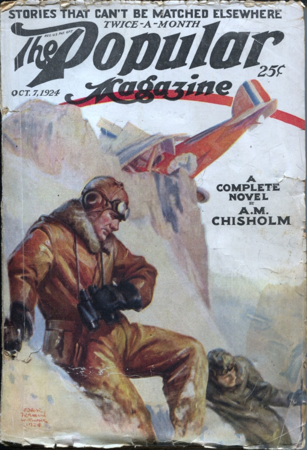 Popular Magazine October 7 1924
