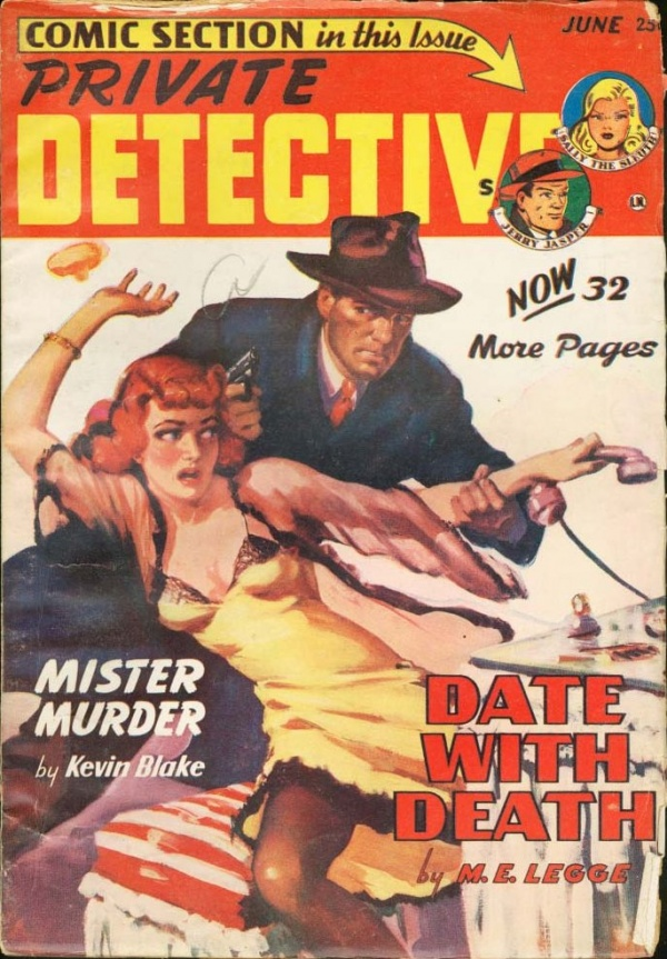 Private Detective June 1949