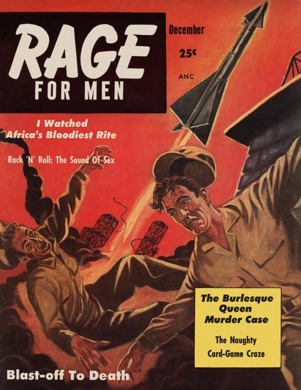 Rage v01 n01 1956 December