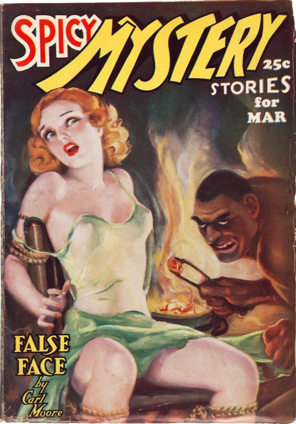 Spicy Mystery Stories - March 1937
