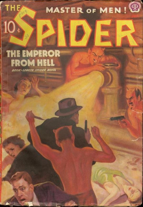 Spider July 1938