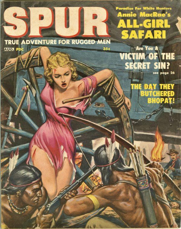 Spur Magazine August 1959