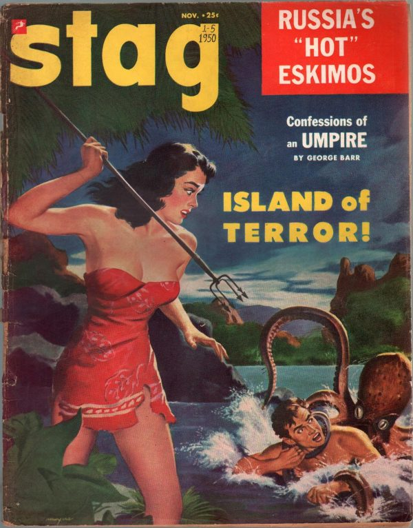 Stag Issue #5 November 1950