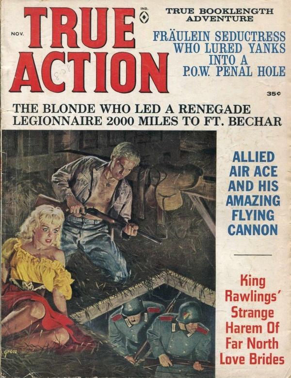 TRUE ACTION November 1962