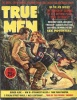 TRUE MEN STORIES September 1963 thumbnail
