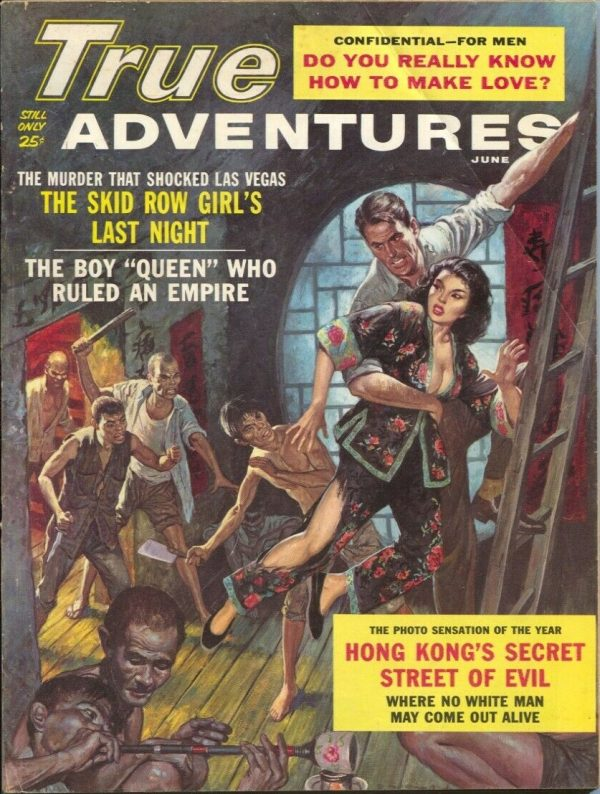 True Adventures 1962 June