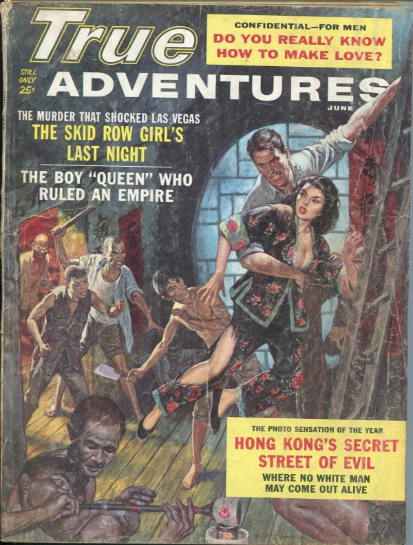 True Adventures June 1962