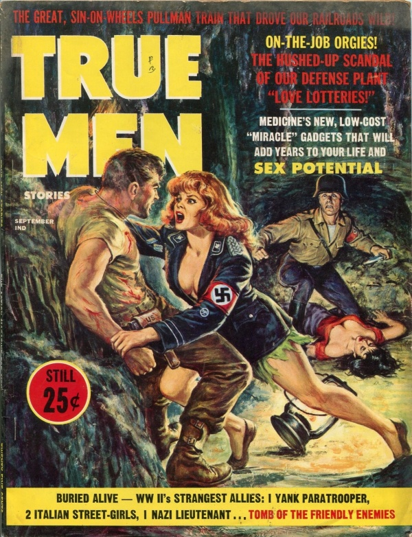 True Men September 1962