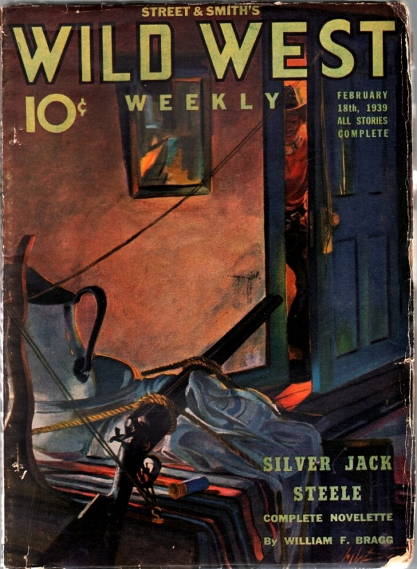 Wild West Weekly February 18 1939