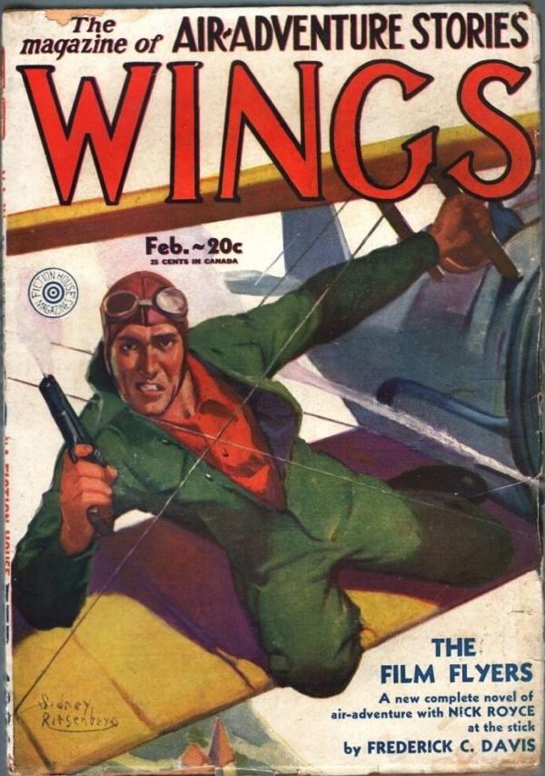 Wings February 1931