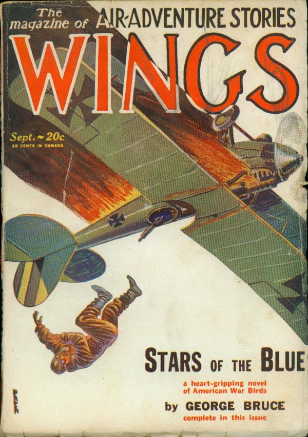 Wings September 1928