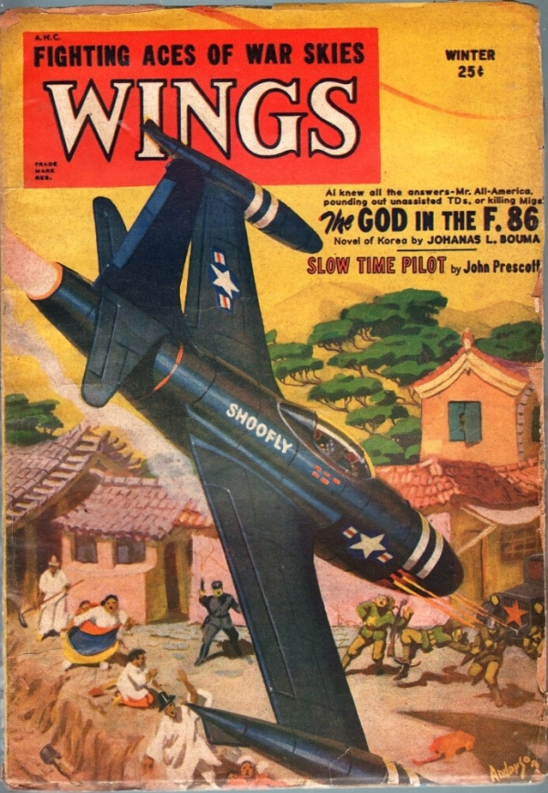 Wings Winter 1952