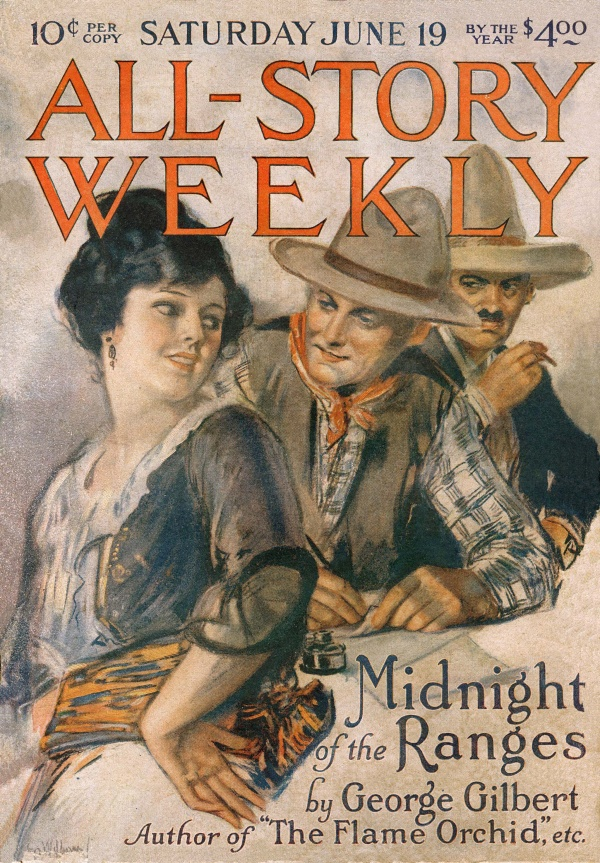 All-Story Weekly 1920-06-19