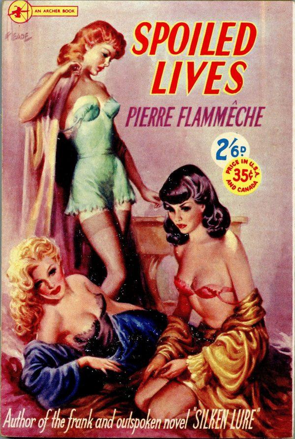 Archer Books Digest #96 1952