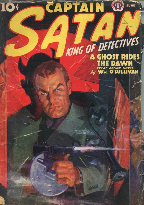 Captain Satan June 1938