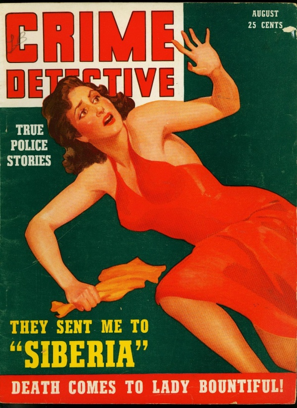 Crime Detective Issue No9 August 1939