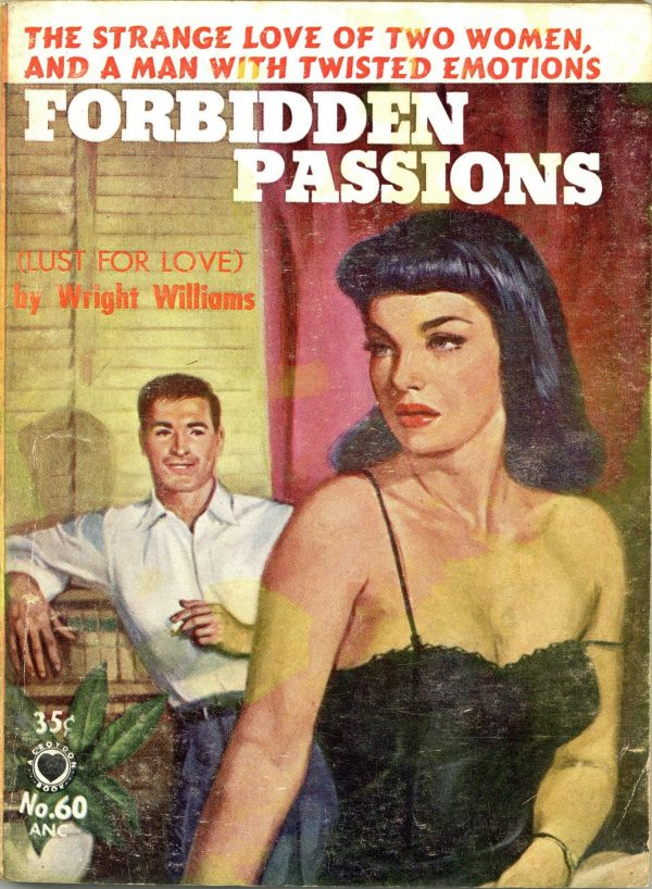 Croydon Original Novel Digest #60 1954