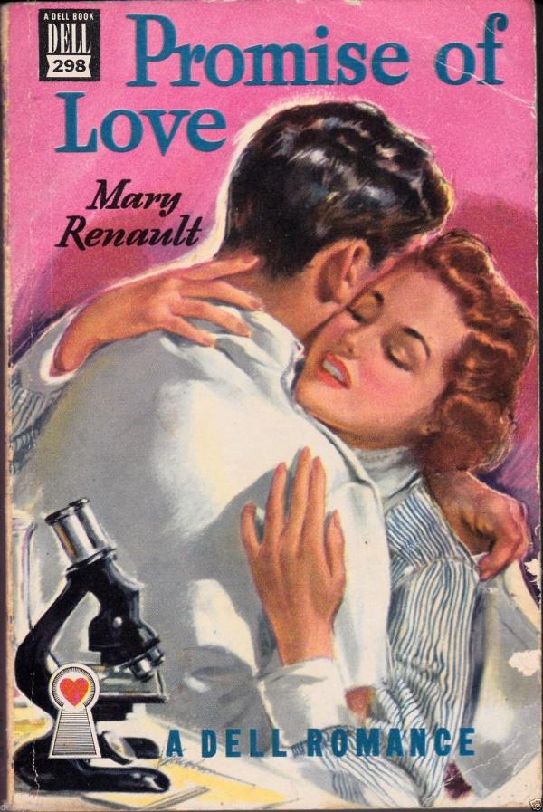 Dell Mapback #298 1949