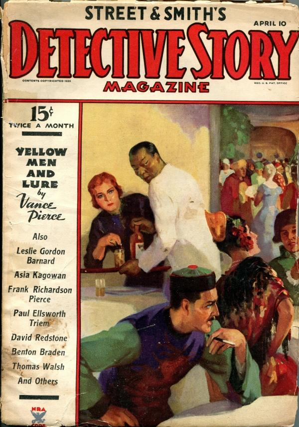 Detective Story April 10 1935