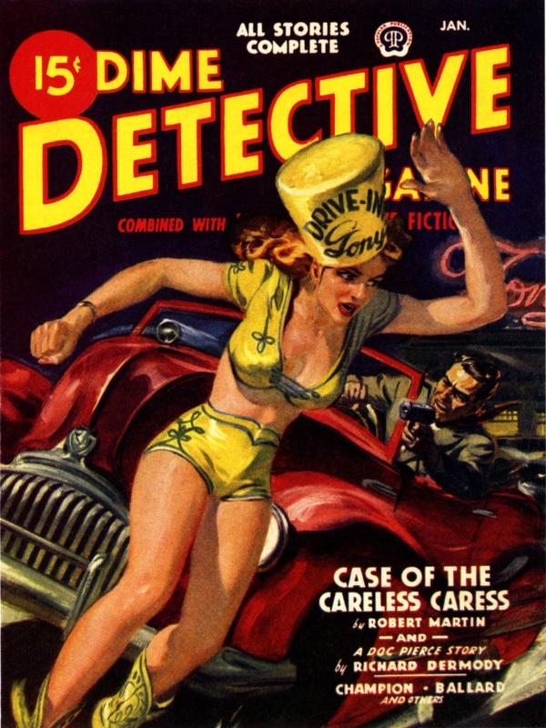 Dime Detective - 1948-01