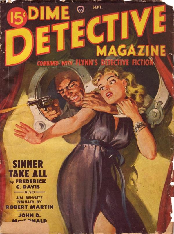 Dime Detective September 1949