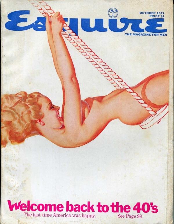 Esquire October 1971