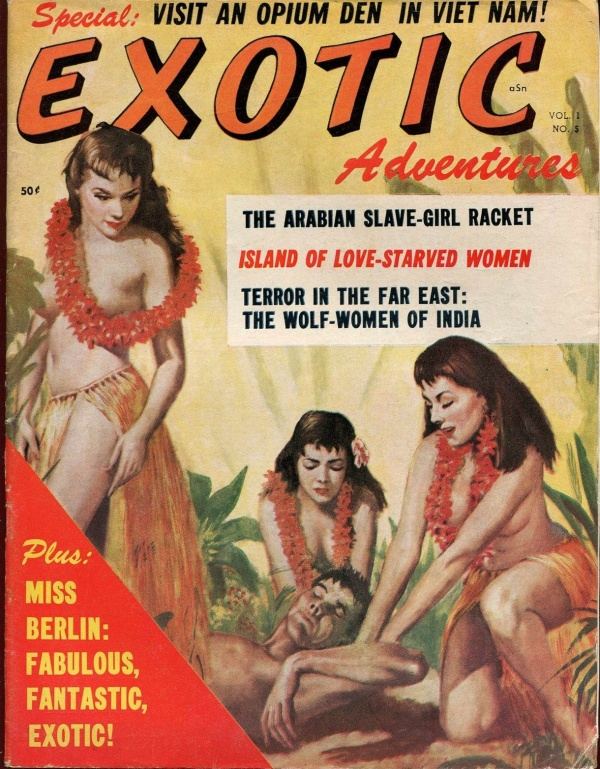 Exotic Adventures Vol. 1 No. 5 1959