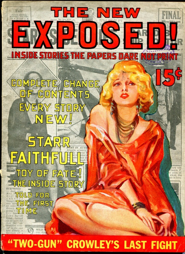 Exposed 1932