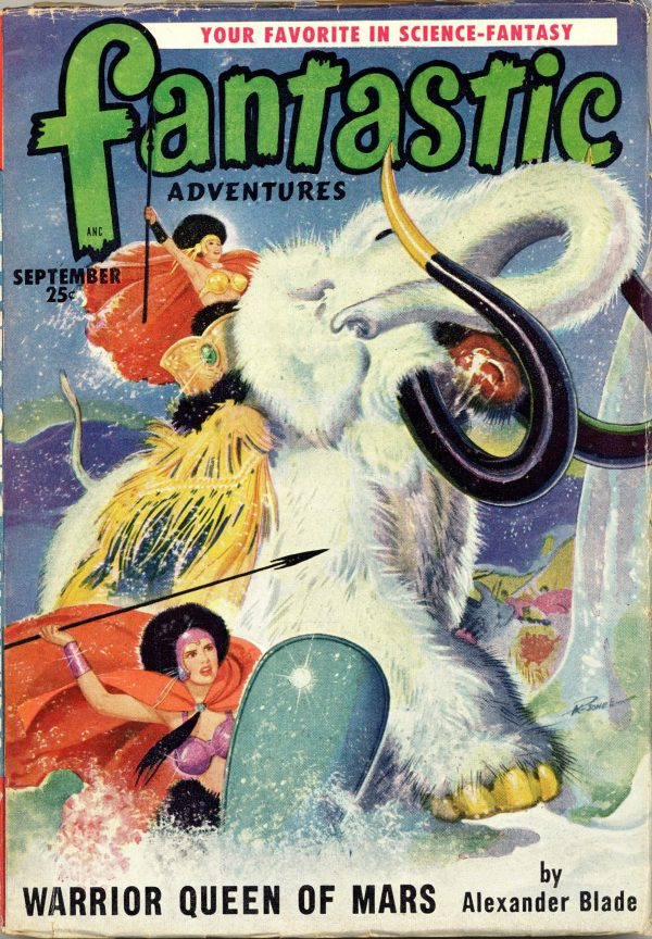 Fantastic Adventures Sep 1950