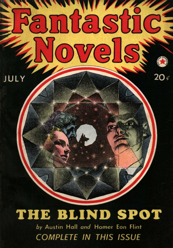 Fantastic Novels, July 1940