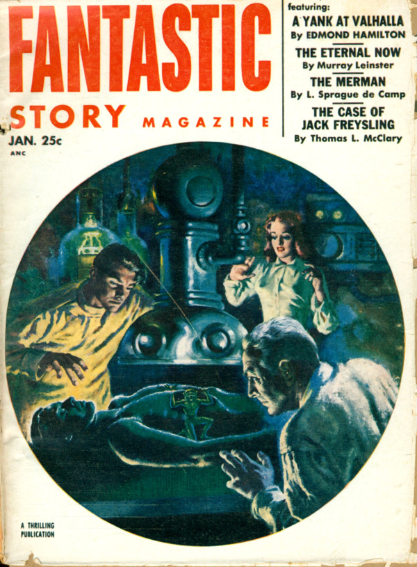 Fantastic Story January 1953