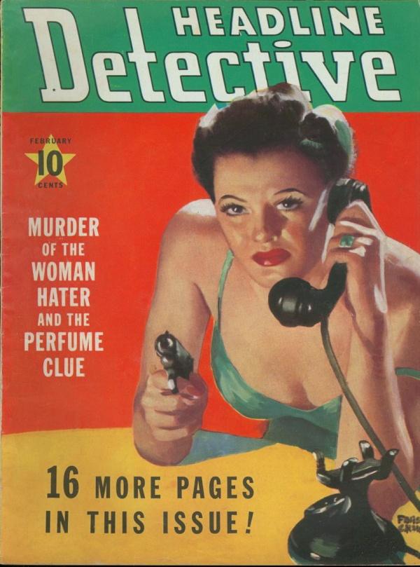 Headline Detective - 1942-02