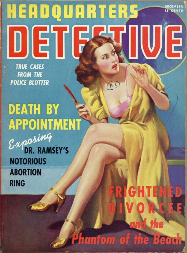 Headquarters Detective December 1941