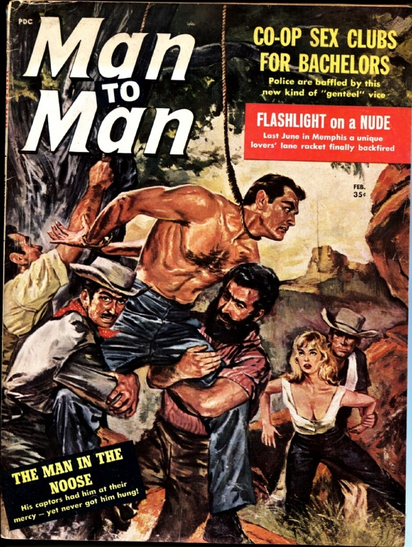 Man To Man February 1960