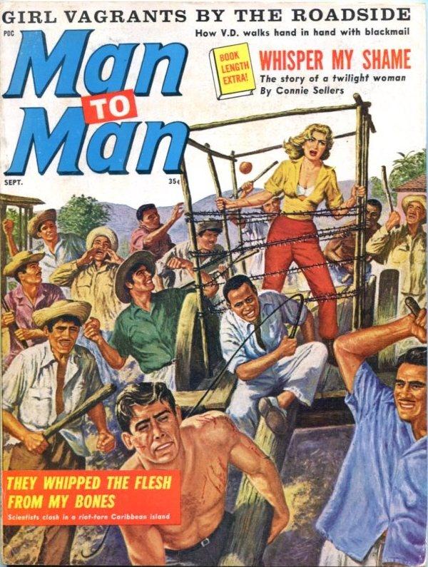 Man to Man September 1963