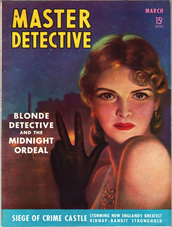 Master Detective - 1940-03