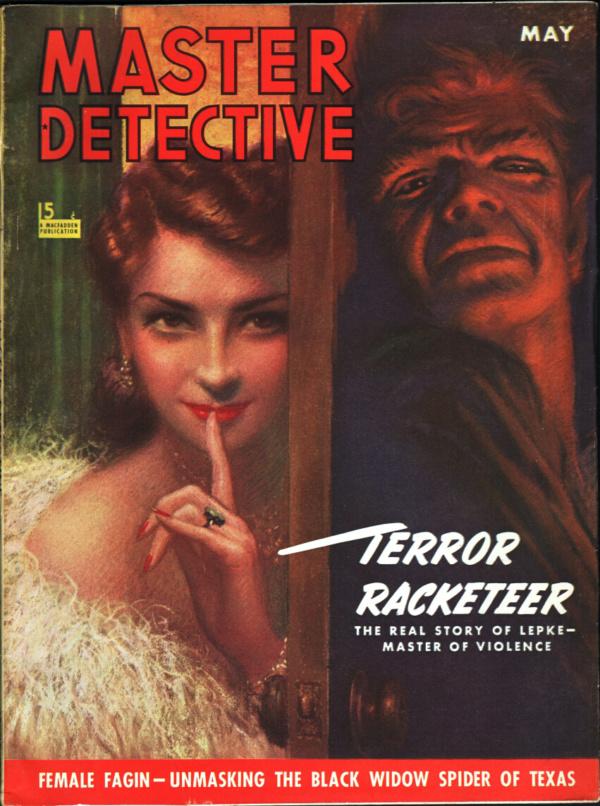 Master Detective - 1940-05