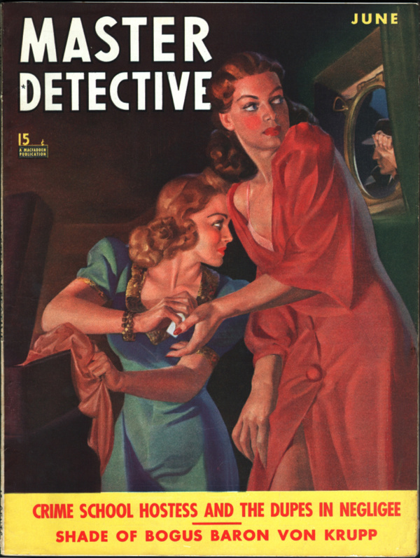 Master Detective - 1940-06
