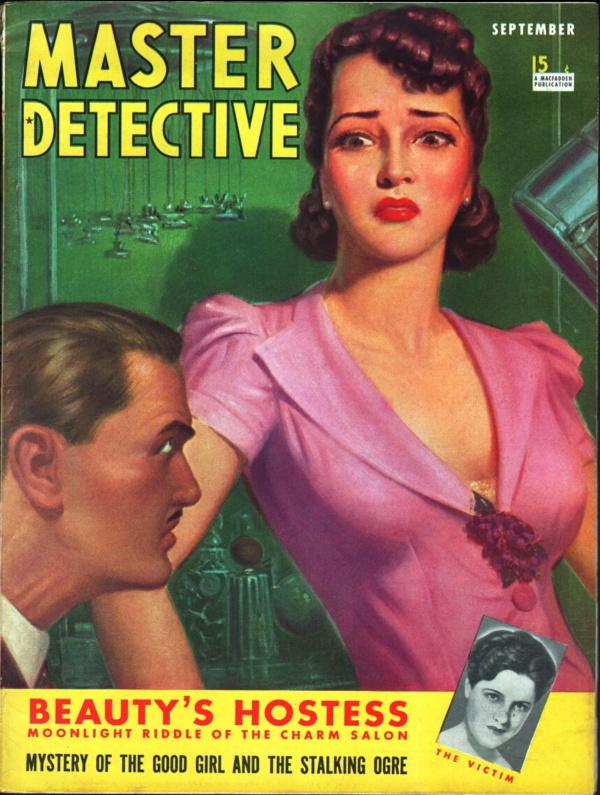 Master Detective - 1940-09