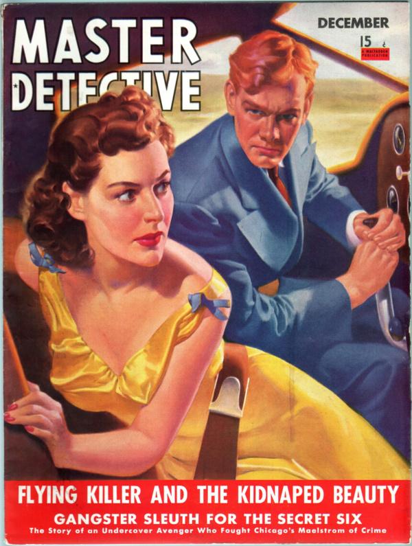 Master Detective - 1940-12